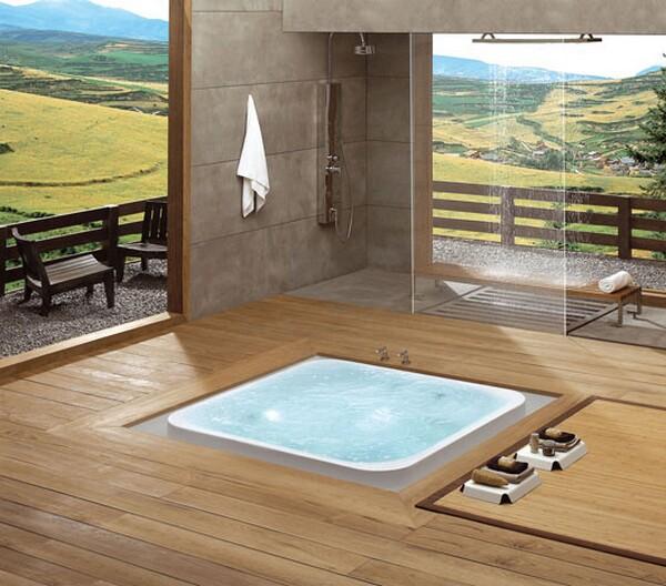 Beautiful and Luxury Indoor Pools