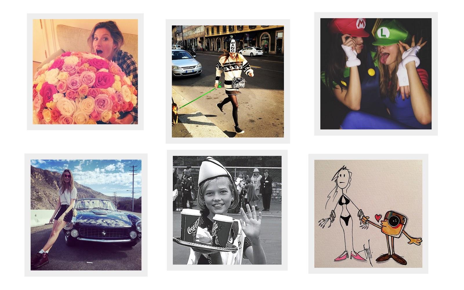 deau, blogger, dominique, candido, blog, fashion, mode, instagram, favourites, gisele, bündchen, cara, delevingne, kendall, jenner, behati, prinsloo, anna, dello ,russo, karlie, kloss, badgalriri, rihanna,