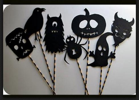 mcompany style Adornos para Halloween
