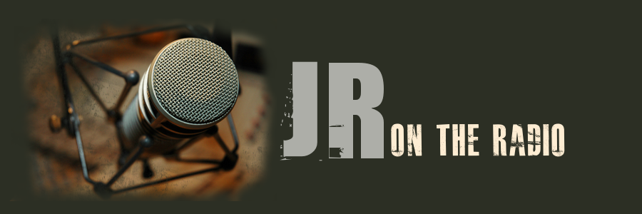 JR on the Radio