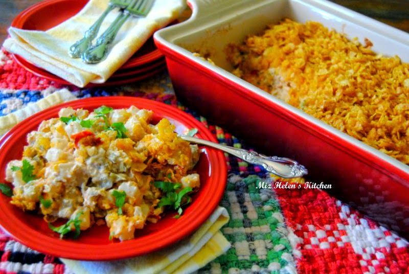 Mexican Potato Casserole at Miz Helen's Country Cottage