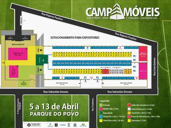 Campimóveis 2014