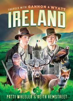 Travels with Gannon and Wyatt: Ireland  cover