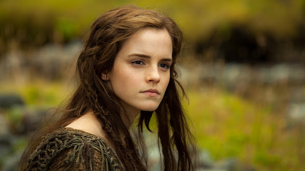 emma watson as ila in noah movie hd 2014 wallpaper girl
