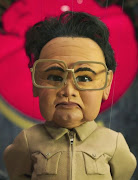 . extra terrestrial Kim Jongil [pictured left] died earlier in the week. (kimjong il)