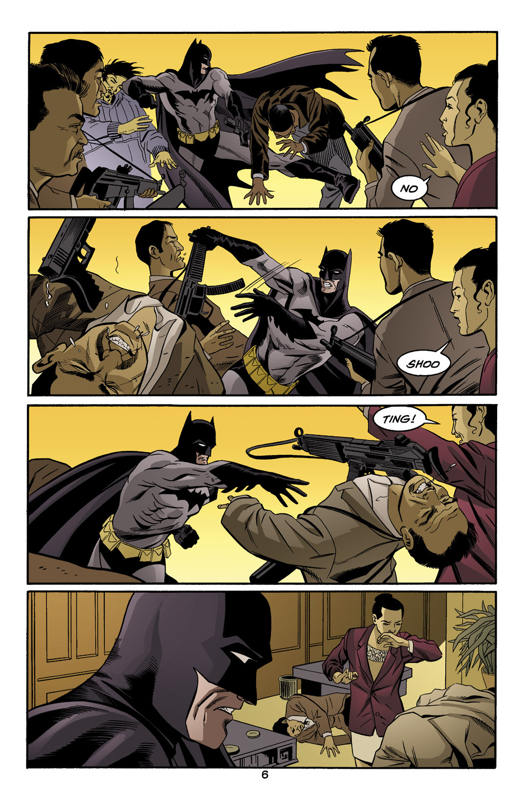 Detective Comics (1937) Issue #769 Page 7