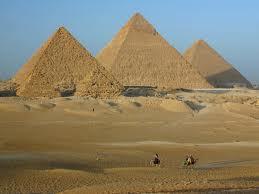 Gambar Piramid Giza Yang Jarang Di Lihat
