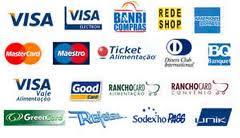 Cartões débito / crédito