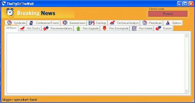 FlyOnTheWall новостной клиент (обновлено - 20.03.13)
