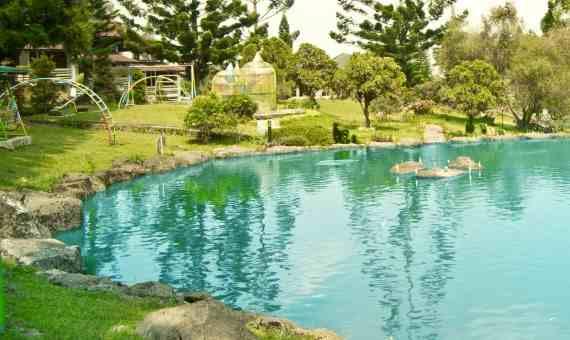 Fasilitas di Lembah Hijau Resort Puncak