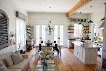 Brightside. Inspiration Magnolia Homes