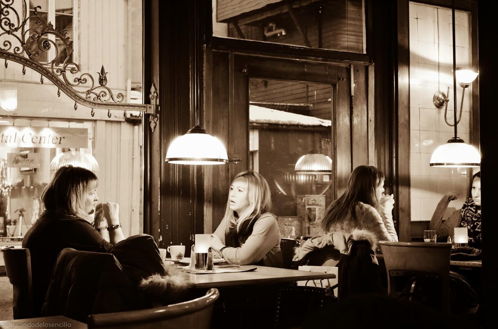 cafetería Tromso