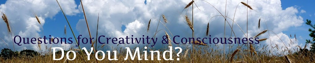 Do You Mind?  Questions for Creativity & Consciousness