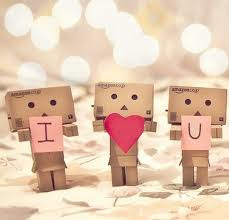 Foto Danbo Love You