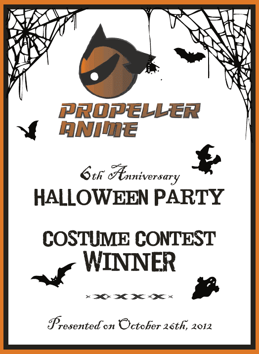 6th anniversary halloween party costume contest rules - Halloween Party Rules