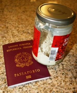 La kambusa di mamma cocci la pasta madre sbarca in america - Posso portare cibo nel bagaglio a mano ...