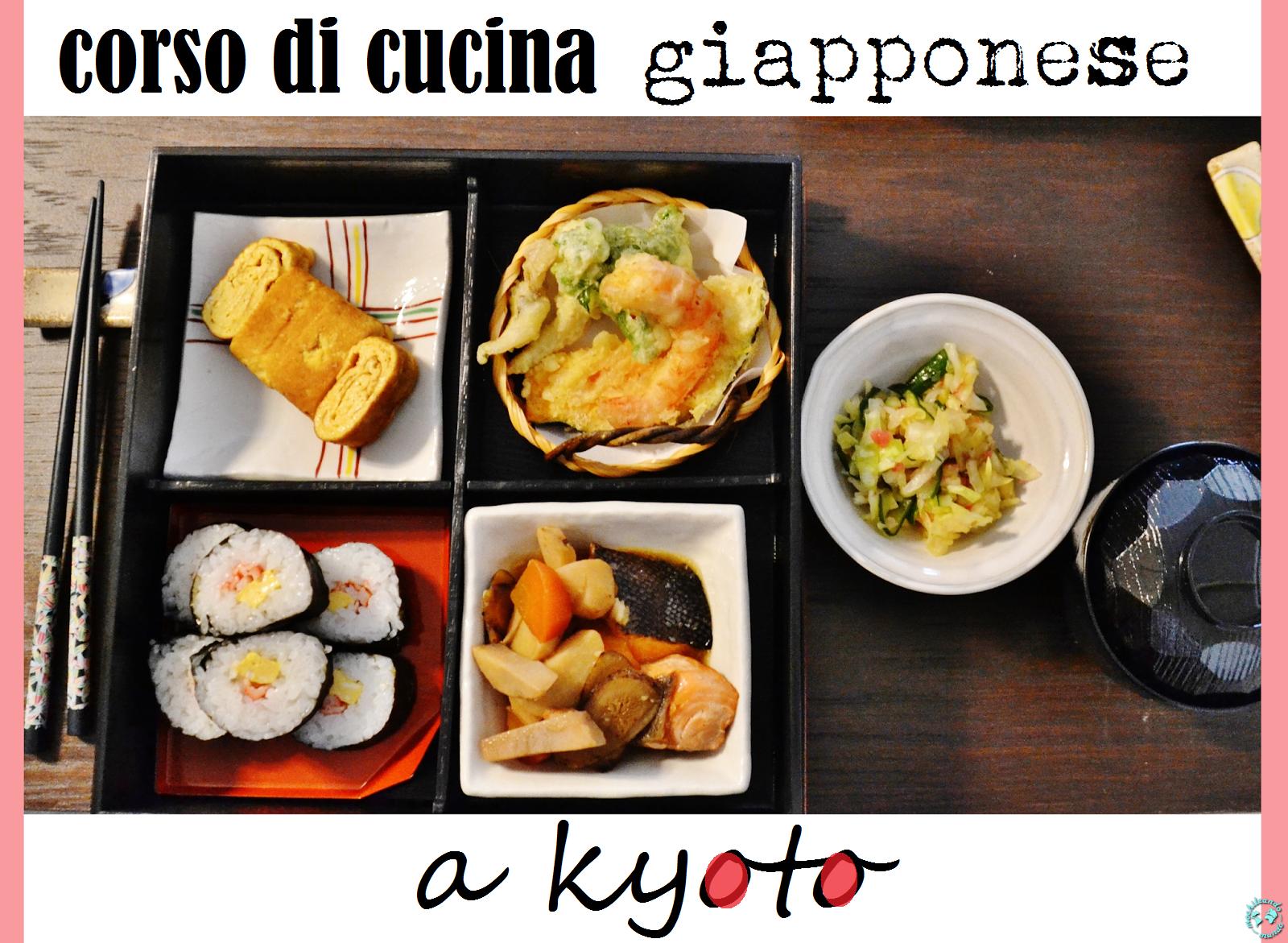 diario di una travelholic: corso di cucina giapponese a kyoto - Cucinare Giapponese