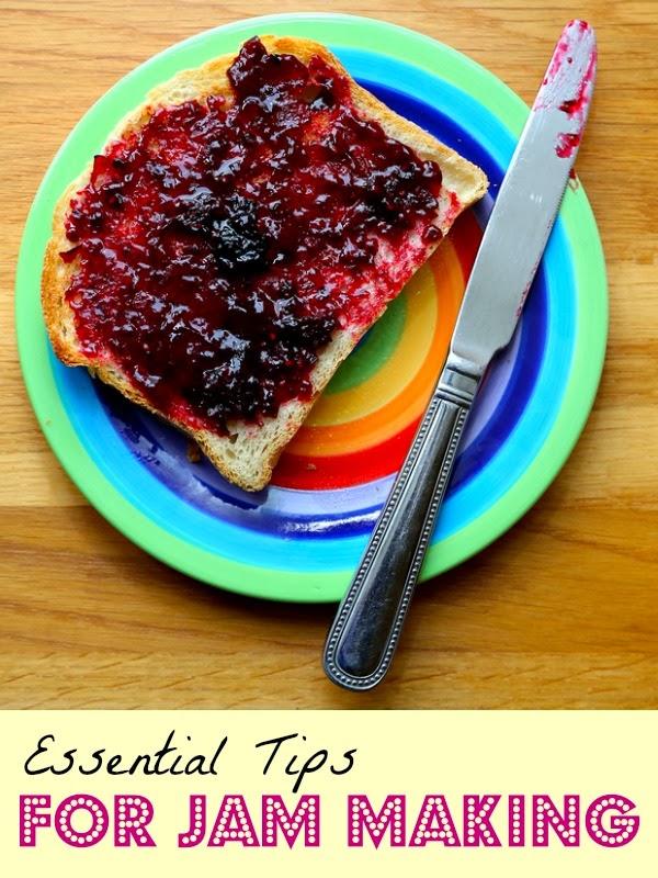Jam-making tips