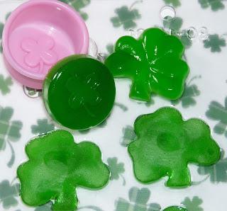 shamrock lime gummy