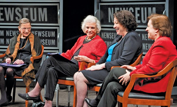 the life and success of career women sandra day oconnor ruth bader ginsburg and sonia sotomayor