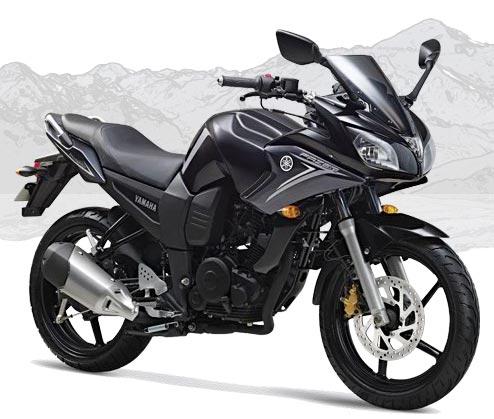 Fast Havey Bikes: Yamaha Fazer - 40.5KB