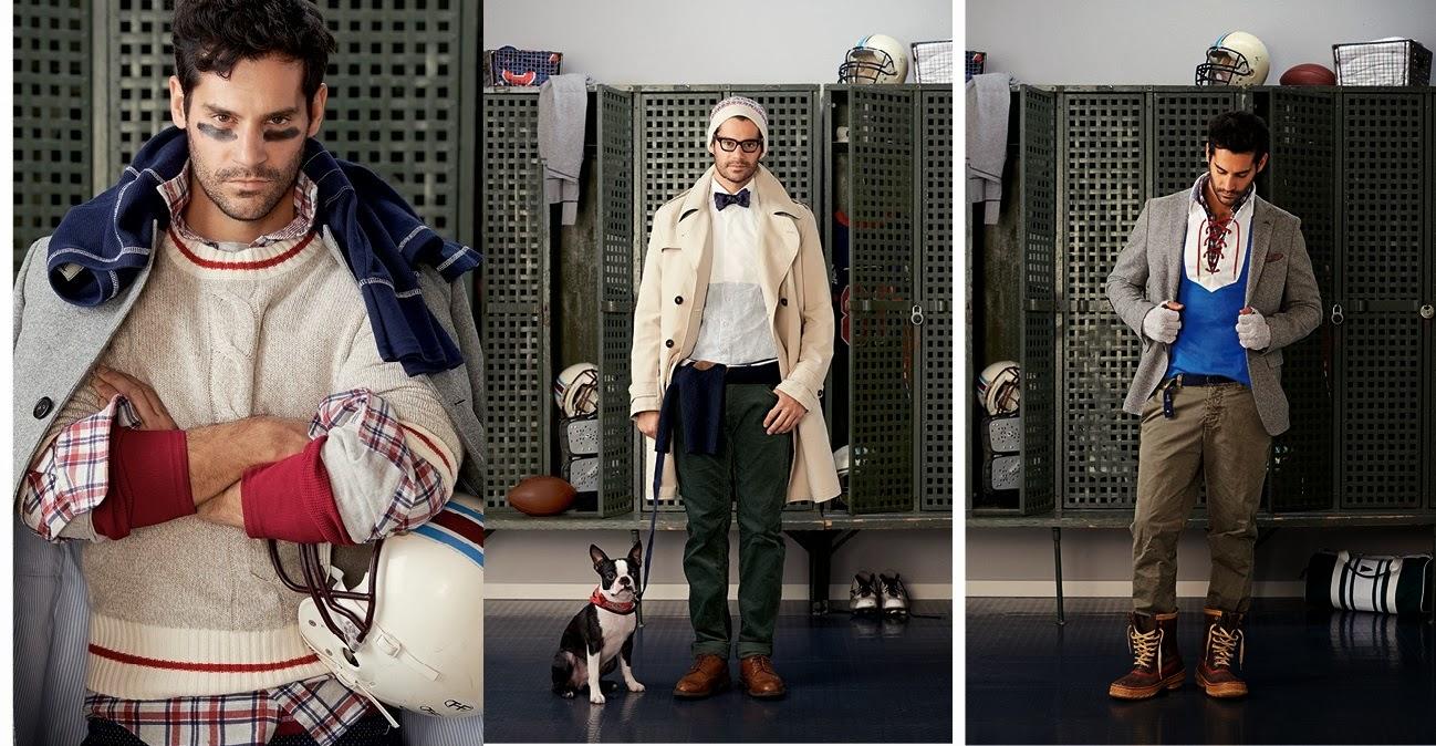 Gant, Bastian, Michael Bastian, Fall Winter, 2014, otoño invierno, menswear, Friday Night Lights,