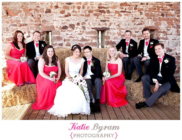 northumberland wedding, katie byram photography, high house farm brewery