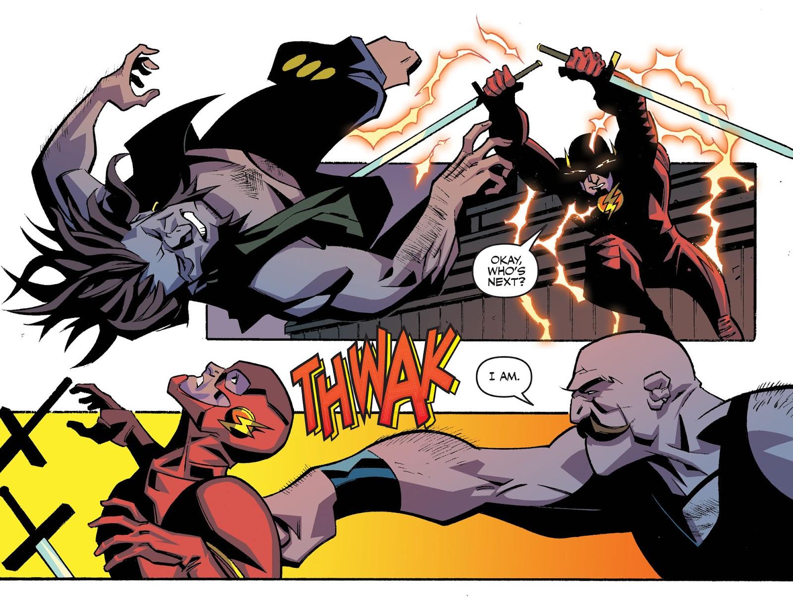 The Flash: Season Zero [I] Issue #4 #4 - English 14