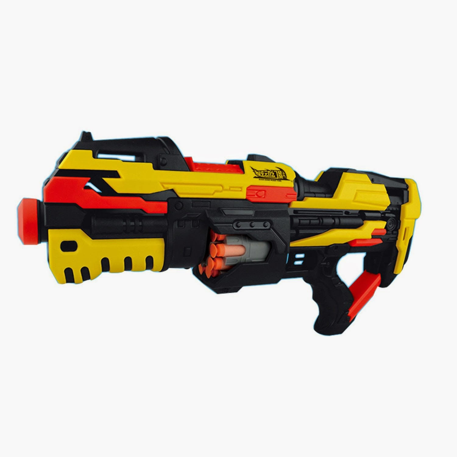 Sometime in April I ll be ting a package with the following Chinese knockoff blasters