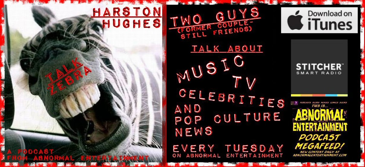 Talk Zebra with Camm Harston and Tony Hughes