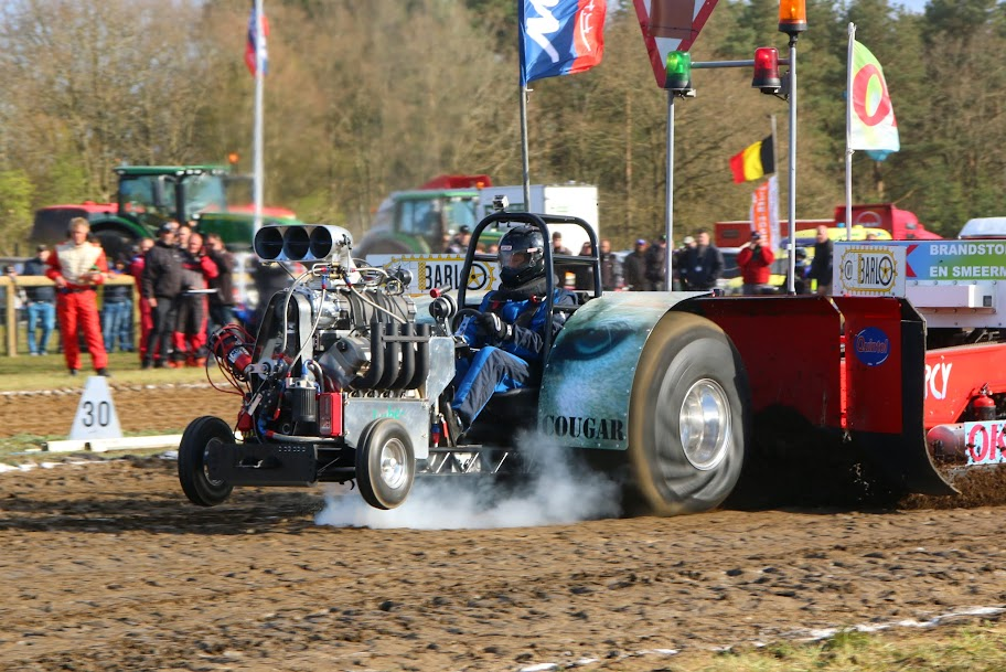 how to build a mini rod pulling tractor