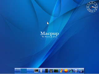 Free Download Macpup Linux OS