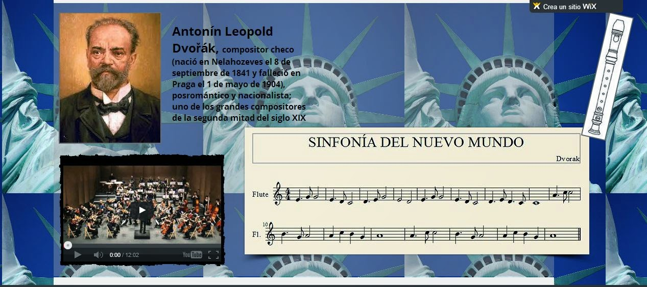 sinfonía nuevo mundo