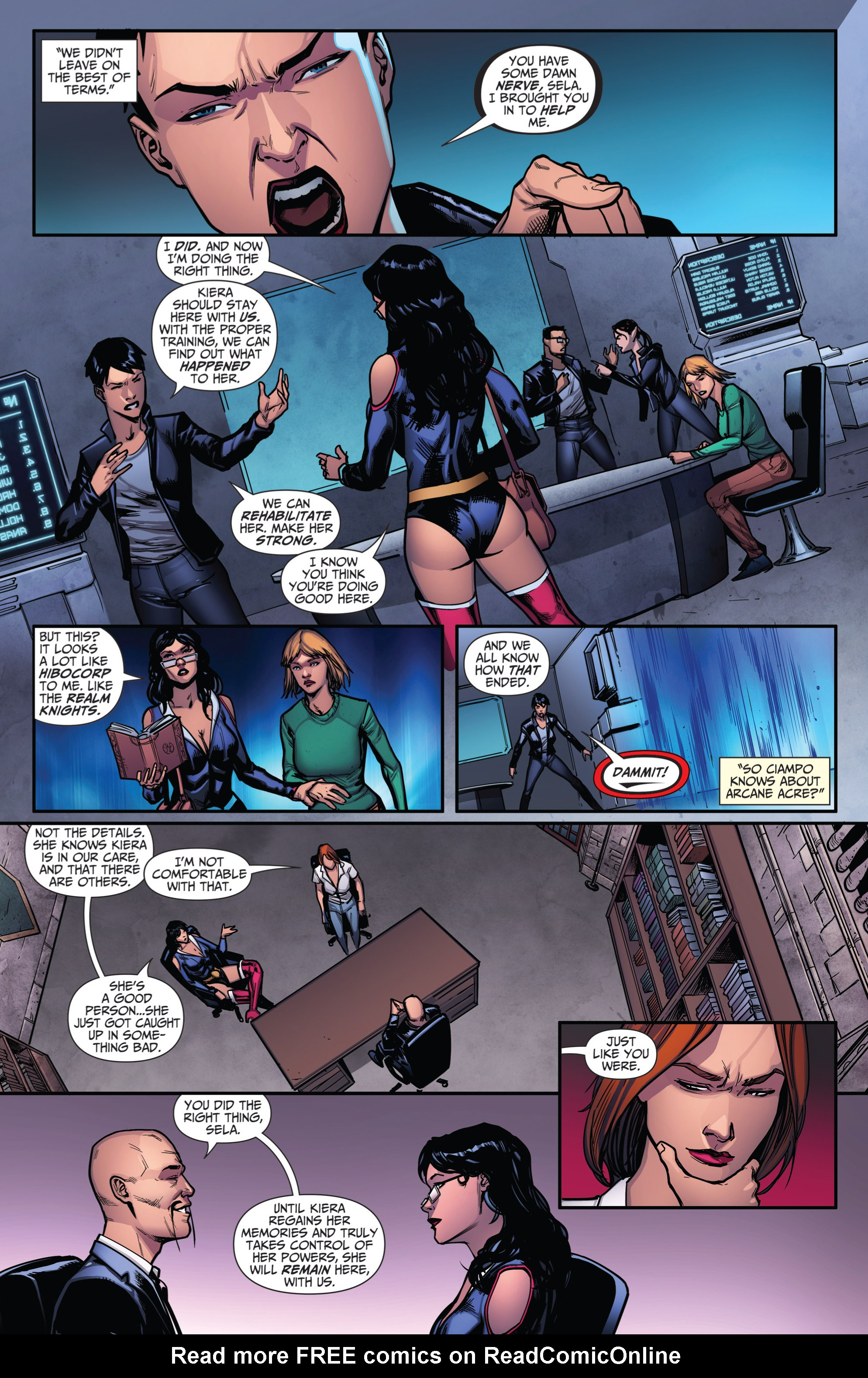 Grimm Fairy Tales (2005) Issue #108 #111 - English 5