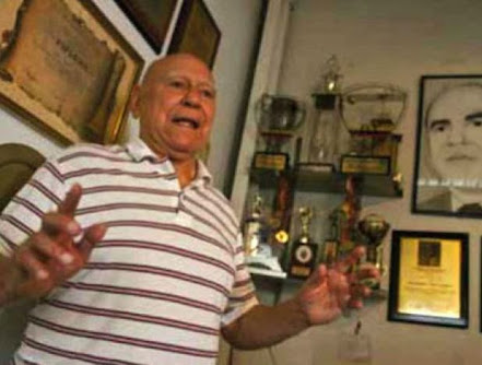 "DEPORTES.Falleció ""Papá"" Carrillo, gloria del deporte venezolano"