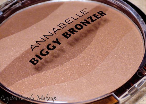 Poudre bronzante zébrée Haute Gold d'Annabelle