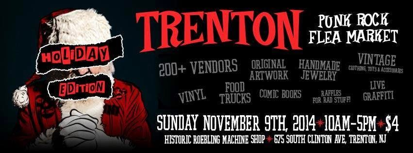 Trenton Punk Rock Flea Market