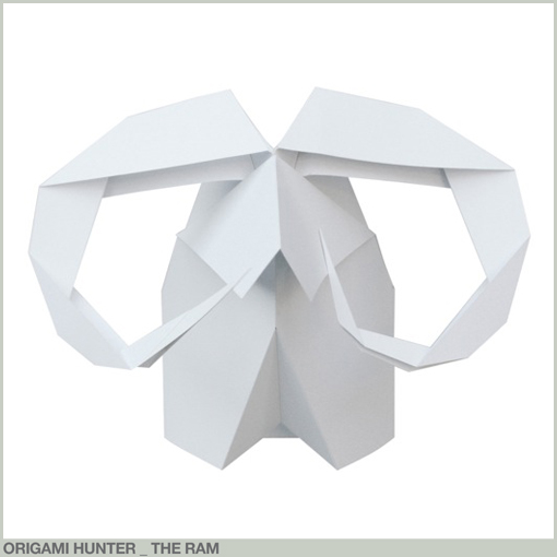 ORIGAMI HUNTER - THE RAM