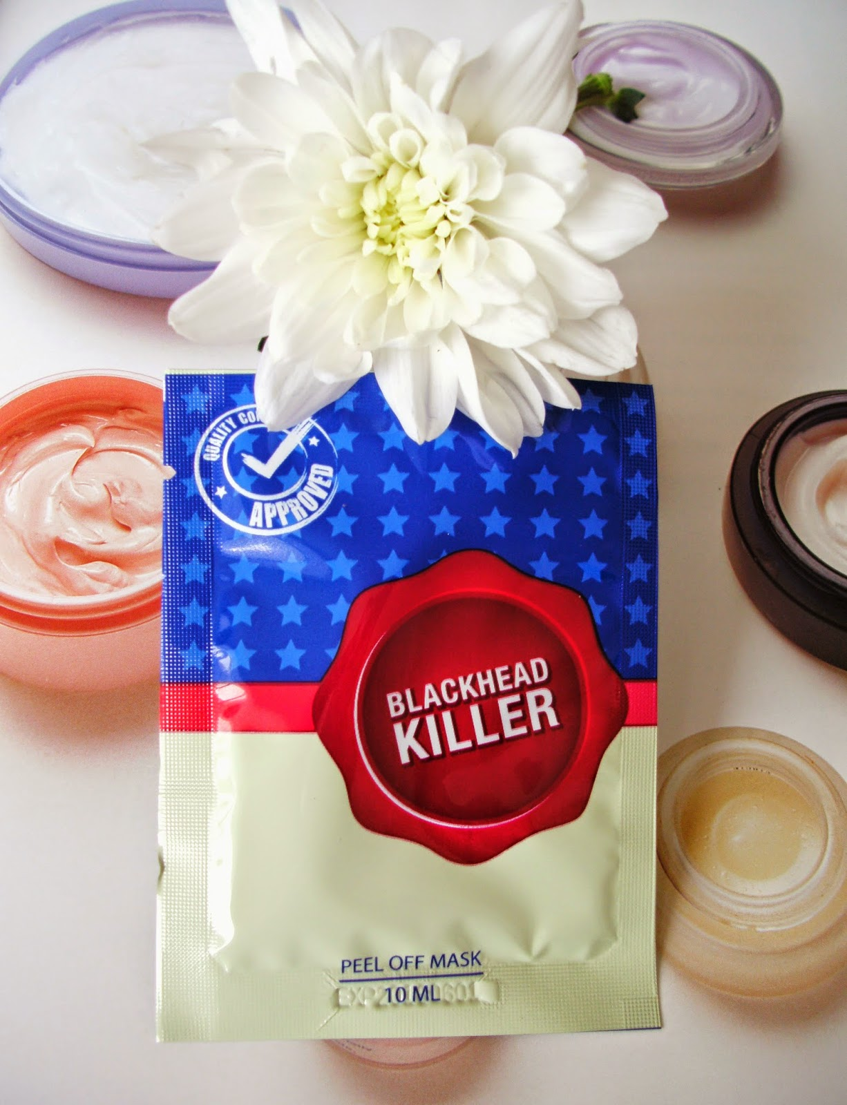 Black Head Killer Face Mask 5 Pack - £14.95 - Available from StyleLux UK