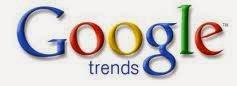 معرفة أكثر الكلمات بحثا في جوجل حسب المكان والموضوع