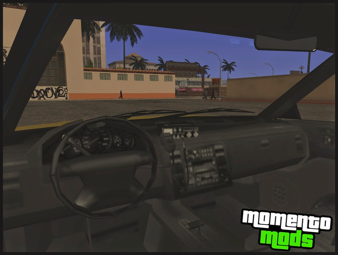 GTA SA - Taxi Convertido Do GTA V