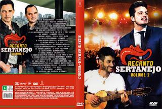 DVD Recanto Sertanejo – Vol.2 (2015)