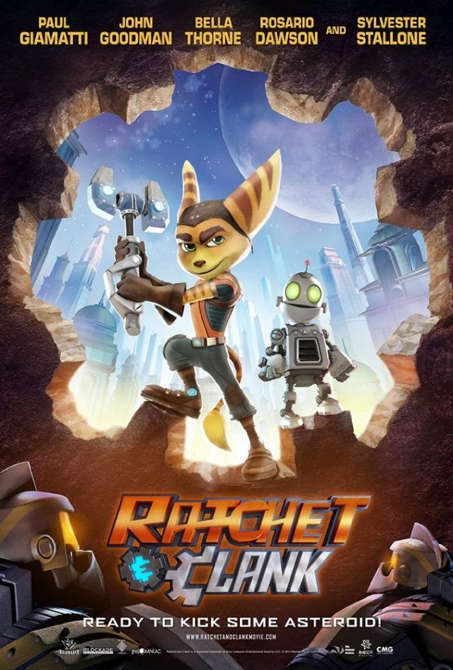 Đặc Vụ Gà Mờ - Ratchet & Clank (2016)