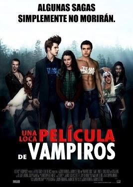 Una Loca Pelicula de Vampiros (2010)