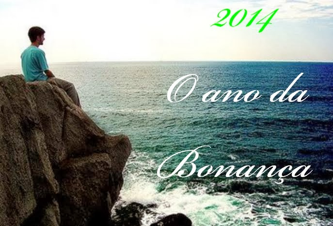 Ano de Bençãos para sua vida!