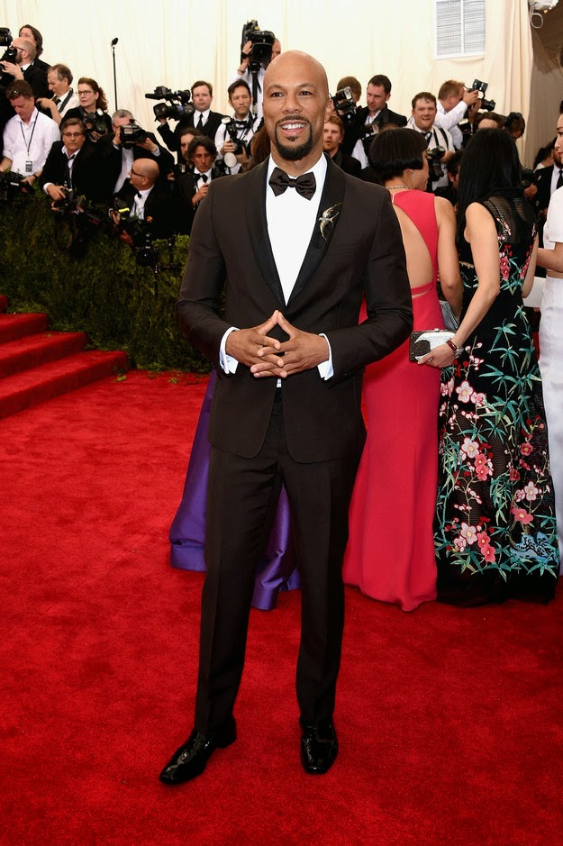 Looks masculinos do MET Gala 2015