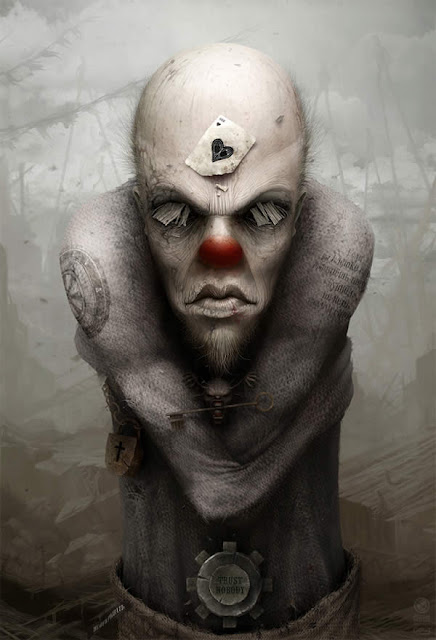 Surreal Picture By Anton Semenov