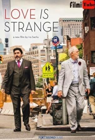 El amor es extraño, film