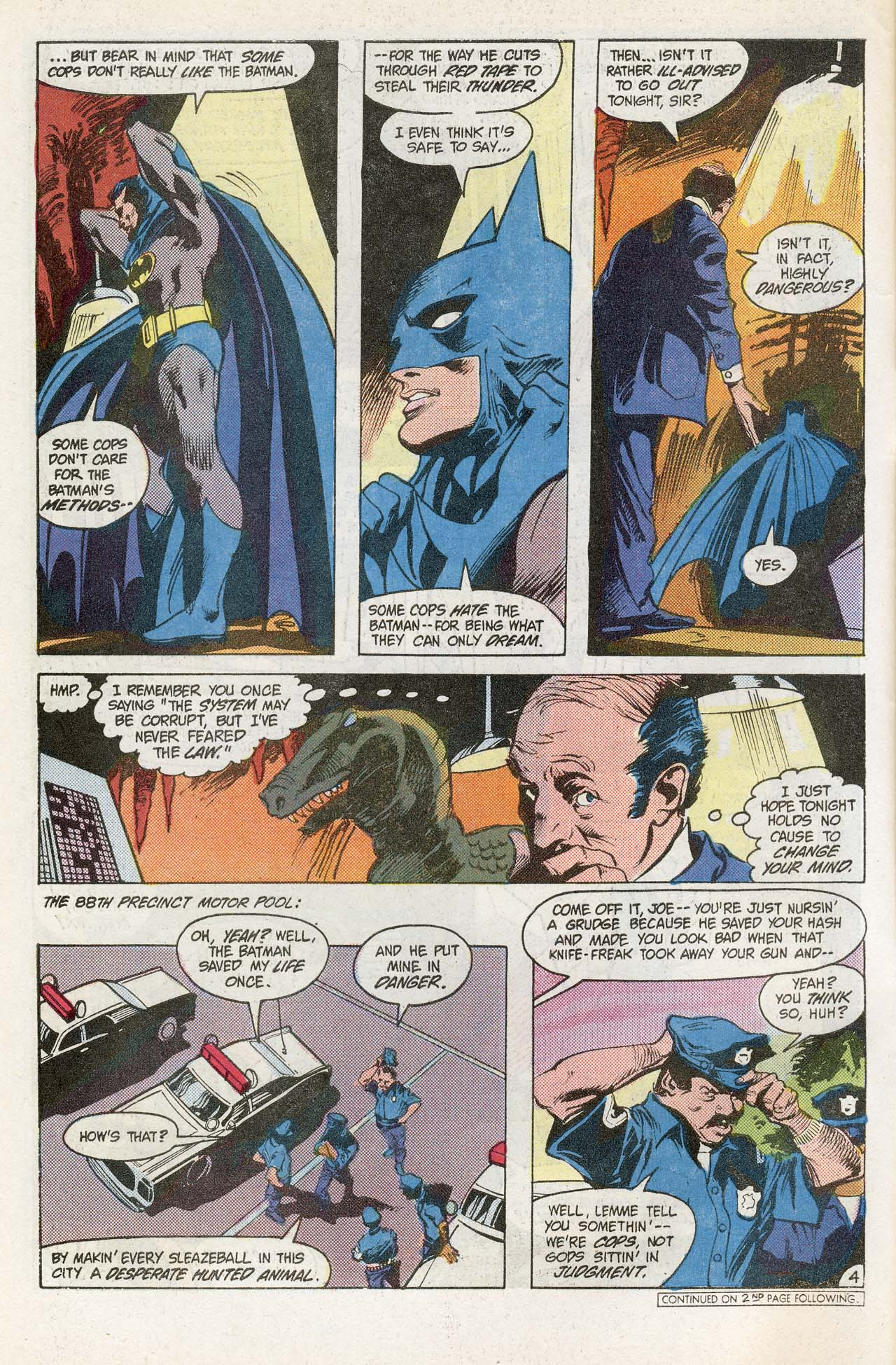Detective Comics (1937) Issue #546 Page 6