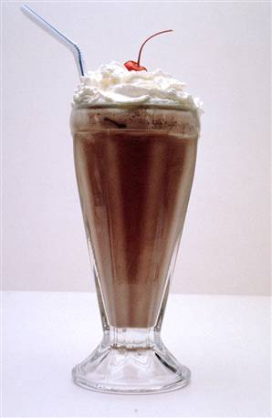 Chocolate Shake 